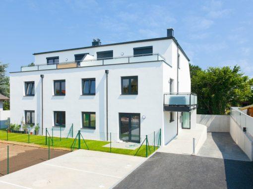Planung Wohnhausanlage Deutsch-Wagram