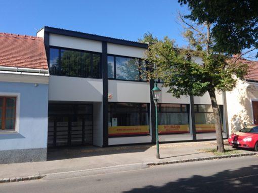 Geschäftsumbau in Wien Stammersdorf